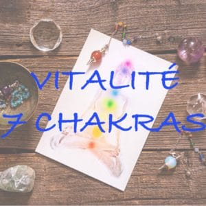 Pack Vitalité 7 chakras