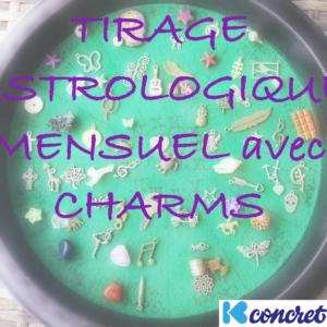 Tirage astrologique de Charms dans vos 12 maisons